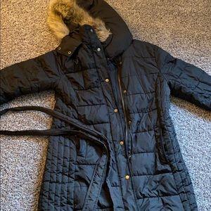 Old Navy puffer coat